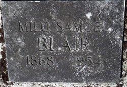 Milo Samuel Blair