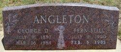 Fern <I>Still</I> Angleton