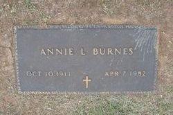 Louise Annie <I>Sports</I> Burnes