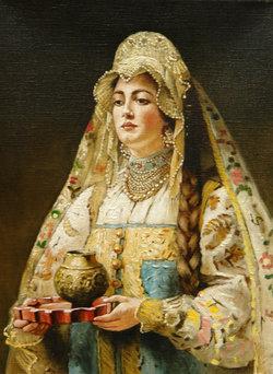Agaphia Semenovna Grushetskaya