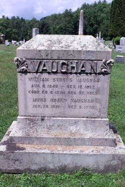 William Strong Vaughan