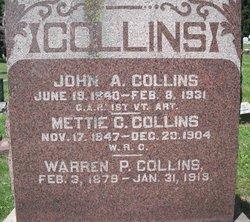 John A Collins