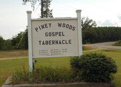 Piney Woods Gospel Tabernacle Cemetery