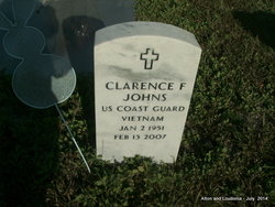 Clarence Frederick Johns