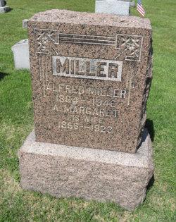 Anna Margaret <I>Harder</I> Miller