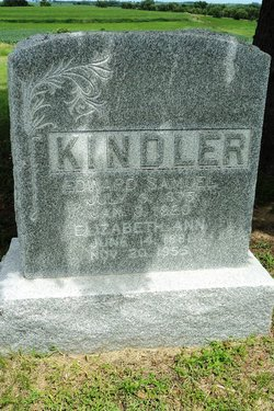 Edward Samuel Kindler