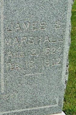 James S Marshall