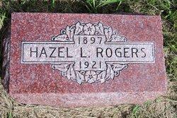 Hazel L Rogers