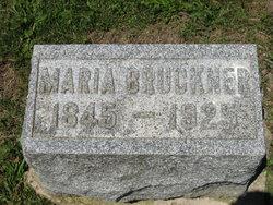 Maria Bruckner