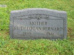 Ruth M <I>Logan</I> Bernard