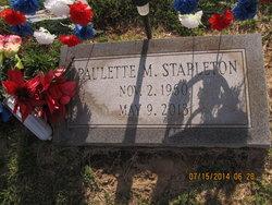 Paulette Bush Stapleton