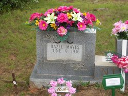 Hazel Juanita <I>Mayes</I> Nixon