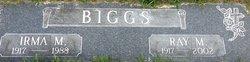 Irma Bly <I>Mackel</I> Biggs