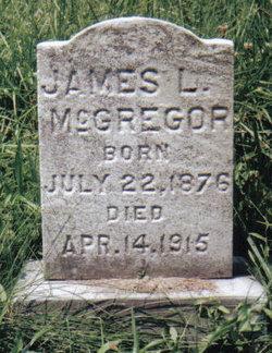James L McGregor (1876-1915) -...