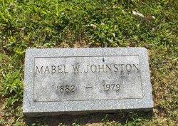 Mabel Johnston