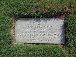 Clare A Delafield