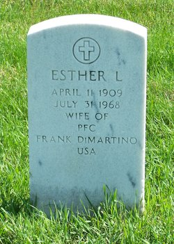Esther L Di Martino