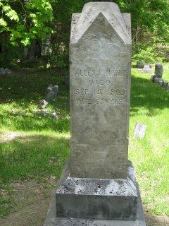 Allen R Moore