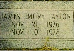 James Emory Taylor