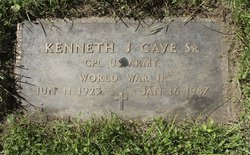 Kenneth J. Cave