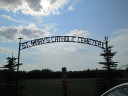 Saint Mary's Ukrainian Catholic Cemetery