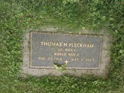 Thomas Harvey Pleckham