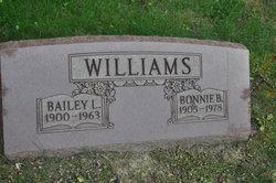Bailey L Williams