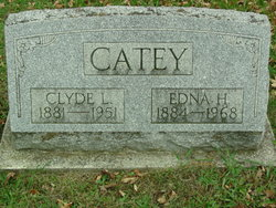 Clyde L Catey