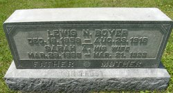 Lewis N Boyer