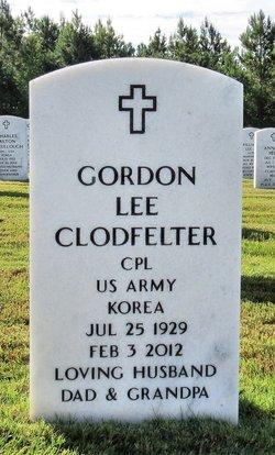 Gordon Lee Clodfelter