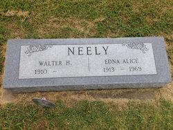 Walter H. Neely