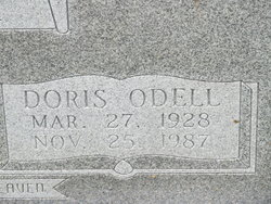 Doris Odell <I>Scott</I> Langley