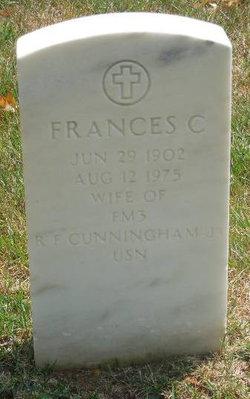 Frances C Cunningham