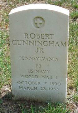 Robert F Cunningham, Jr