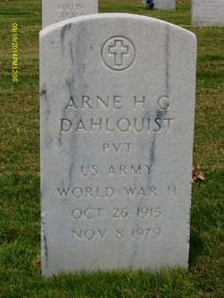 Arne H G Dahlquist