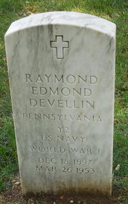 Raymond Edmond Devellin
