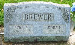 Dora H <I>Scott</I> Brewer
