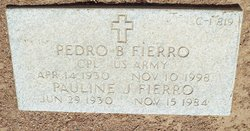 Pedro Barrera Fierro