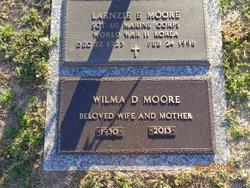 Larnzie Elvert Moore