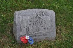 Rev David Richard Williams, Sr