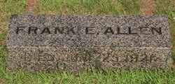 Frank E Allen