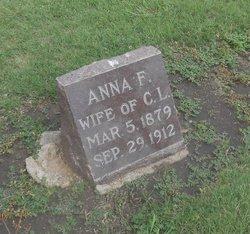 Anna F. <I>Reschke</I> Shetterly