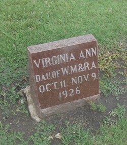 Virginia Ann Shetterly