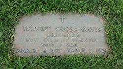 Robert Cross Davis