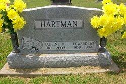 Pauline Ida <I>Carter</I> Hartman