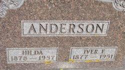 Hilda <I>Hoff</I> Anderson