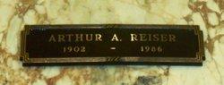 Arthur Albert Reiser