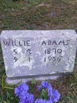 "William A ""Willie"" Adams"