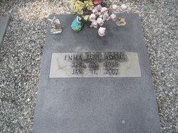 Emma Jane <I>Grantham</I> Adams