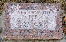 Emily Charlotte <I>Rowley</I> Lee